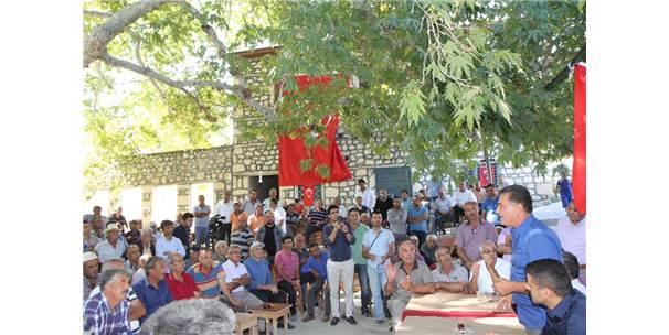 Başkan Tuna, Mahalle Gezilerinde Belediye Hizmetlerini Anlattı
