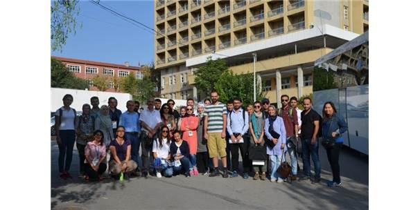 """İpek Yolu'nda """"Türk Kervansarayları Kültür Gezisi"""" Devam Ediyor"""