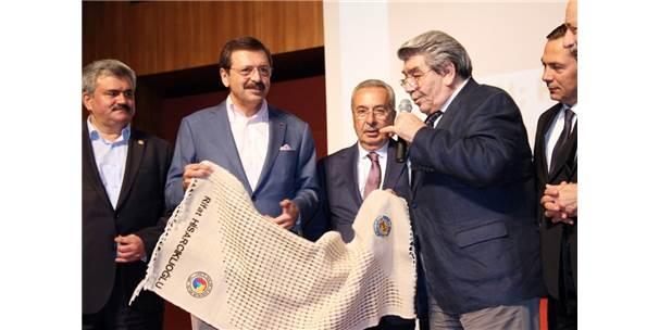 Tobb Başkanı Hisarcıklıoğlu Kdz. Ereğli'ye Geliyor