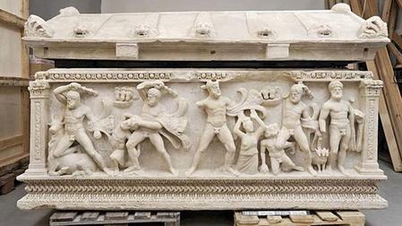 Herakles Lahiti 50 Yıl Aradan Sonra Türkiye'de