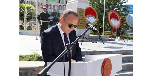 14 Eylül Siirt'in Şeref Günü Kutlandı