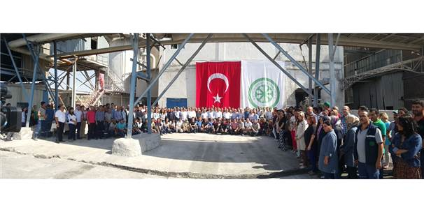 Kayseri Şeker'in 63. Pancar Alım Kampanyası