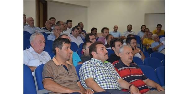 Edremit'te Müfredat Bilgilendirme Toplantıları Tüm Hızıyla Devam Ediyor