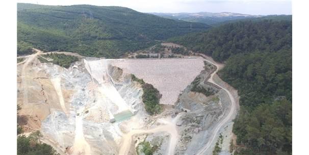 Çan Altıkulaç Barajı Ve Sulaması Projesinde Sona Yaklaşıldı