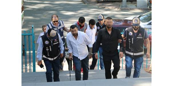 Kütahya Polisinden Suç Örgütüne Darbe