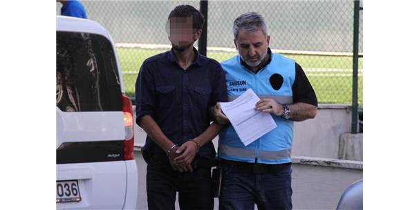 Elle Taciz İddiasına Tutuklama