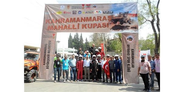 Kahramanmaraş'ta Offroad Günleri'nde Start Verildi