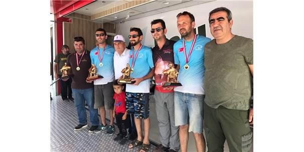 Bolu'da, Sazan Yakalama Yarışı Sona Erdi