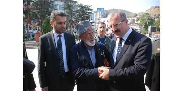 Tokat'ta Gaziler Günü