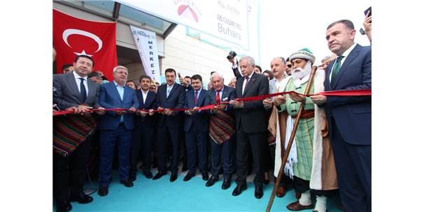 Bakan Tüfenkci, Ahilik Haftası'nda Şed Kuşandı