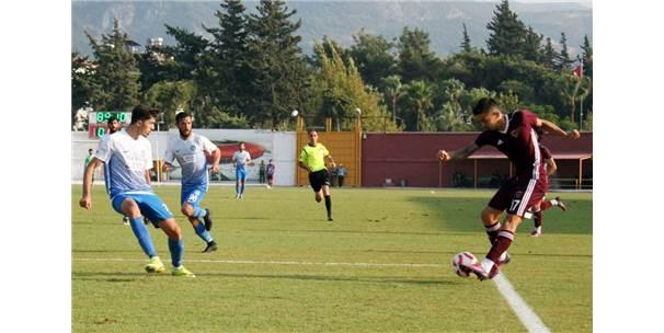 Hatayspor, Ergene Velimeşespor'u 1-0 mağlup ederek bir üst tura yükseldi