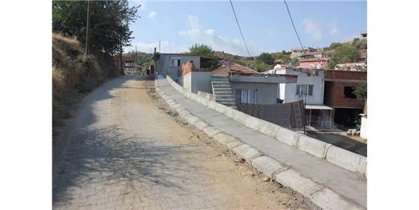 İstinat Duvarı Su Baskınlarının Önüne Geçecek