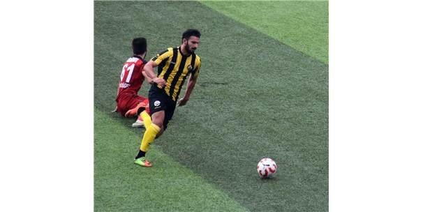 Tff 3. Lig: Tekirdağspor: 1 - Çorum Belediyespor 3