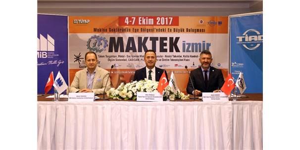 Makine Sektörü İzmir'de Buluşacak