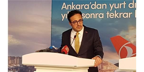 """Thy Yönetim Kurulu Başkanı Aycı: """"Erbil Uçuşlarını Kesilmesi Gerektiği Yerde Keseceğiz"""""""