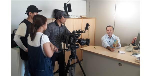 Gazeteci Halil Delice, G. Kore Televizyonuna Kırkpınar'ı Anlattı