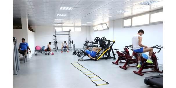 Büyükşehir'den Fitness Salonu