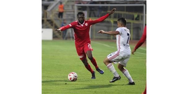 Tff 1. Lig: Boluspor: 1 - Altınordu: 2