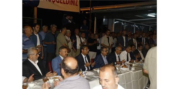 Akdeniz'de Kardeşlik İftarı