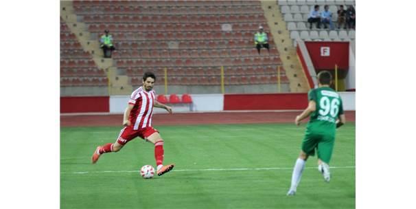 Tff 2. Lig: Kahramanmaraşspor: 1 - Sbs İnşaat Kırklarelispor: 2