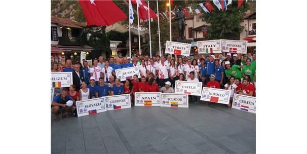 Cmas Serbest Dalış Avrupa Şampiyonası Başladı
