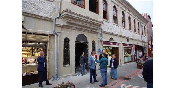 Bartın'da Kent Tarihi Müzesi Çalışmaları