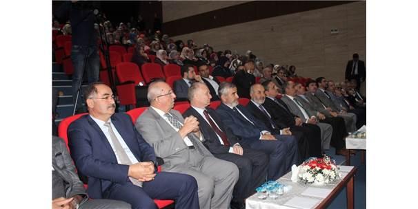 Camiler Ve Din Görevlileri Haftası Konferansı