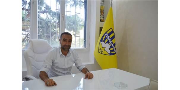 Tff 3. Lig: Kırıkhanspor, Fahrettin Sayhan'a Emanet