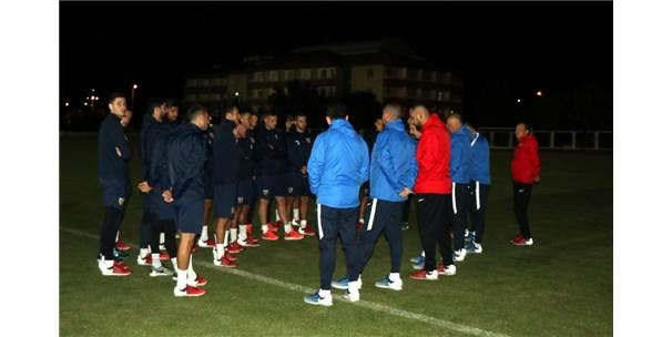 Kayserispor'da Kardemir Karabükspor Maçı Hazırlıkları Başladı