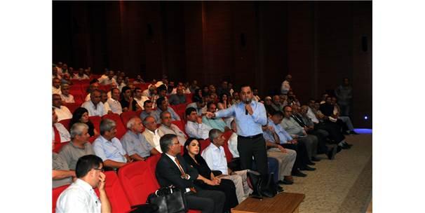 Kadirli'de Halk Günü Ve Güvenlik Toplantısı Yapıldı