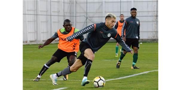 A. Konyaspor'a 3 Gün İzin