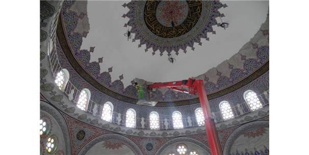 Büyükşehir 267 Caminin Eksiklerini Tamamladı