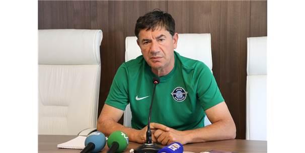 """Giray Bulak: """"Hatalarımızı Düzeltip, Eskişehirspor Maçını Kazanacağız"""""""