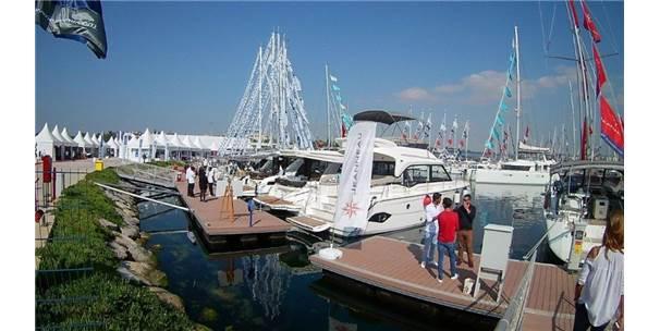 Boatshow'un İlk Gün Hasılatı: 15 Milyon Euro