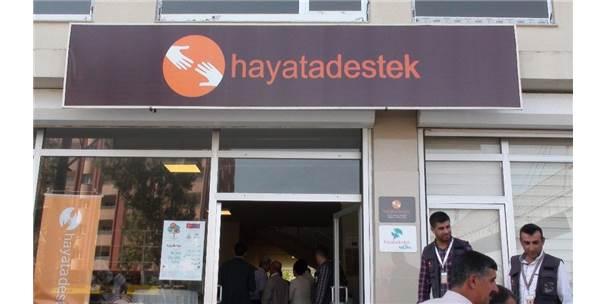Kızıltepe'de 'Hayata Destek Noktası' Açıldı
