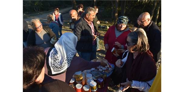 Marmaraereğlili Vatandaşlara Saray İlçesindeki Proje Tanıtıldı
