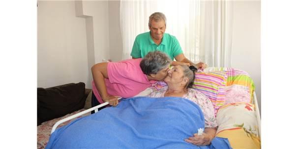 Bir Evde Üç Engelli, Kocaman Anne Yüreği
