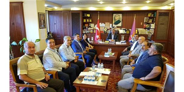 Taşdoğan'dan Türk Dünyasına Kerkük Ve Musul Çağrısı