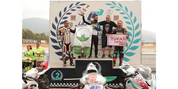 Osmangazili Motorcular Başarıya Doymuyor