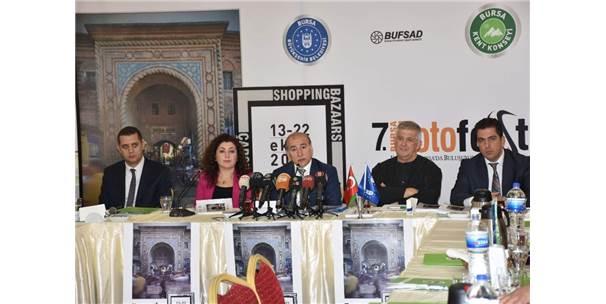 Fotoğrafın Dünyaca Ünlü İsimleri Uluslararası Bursa Festivali'nde