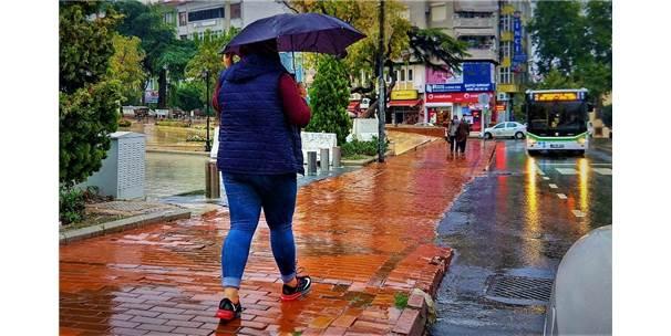 Trakya İçin Kuvvetli Yağış Uyarısı