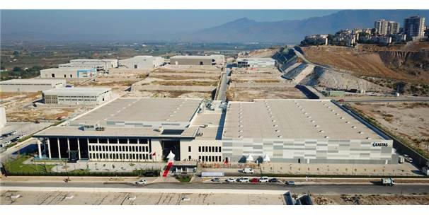 İzmir'e 60 Milyon Liralık Yeni Üretim Üssü