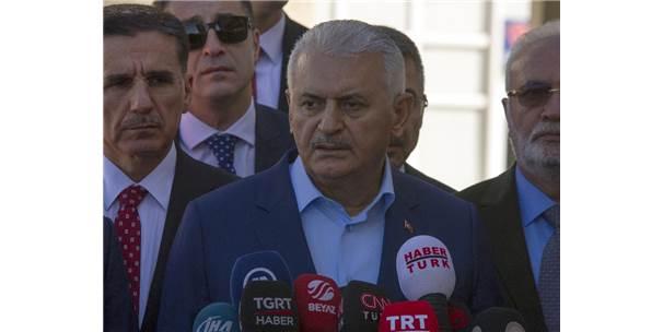 Başbakan Yıldırım'dan Kuzey Irak'a Yaptırım Açıklaması