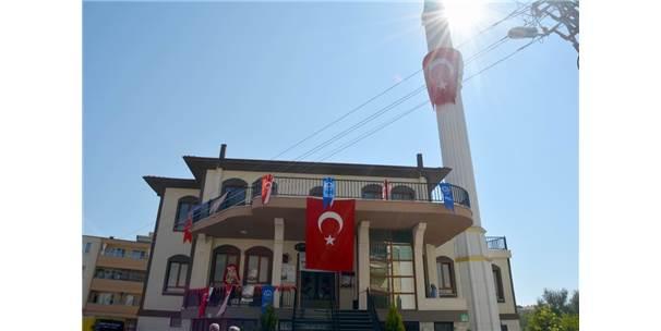 Akşemsettin Camisi Törenle İbadete Açıldı