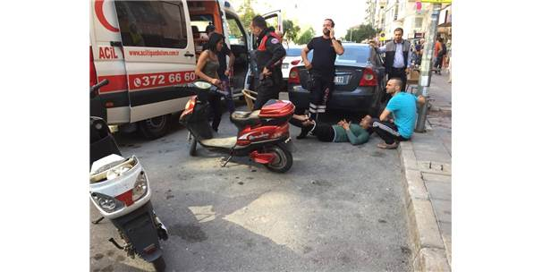 Polis Baba, Kendisine Saldıran Oğlunu Vurdu