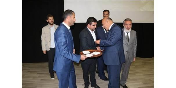 Ağrı'da 'Camii, Şehir Ve Medeniyet' Konferansı