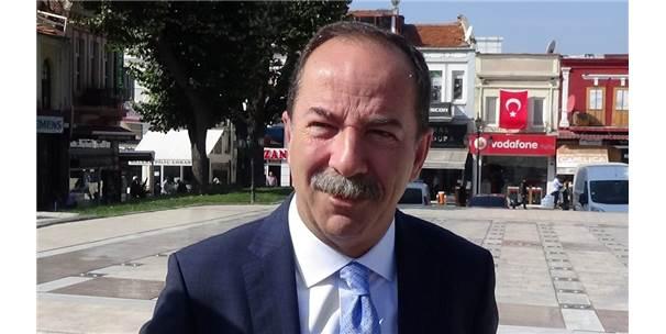 """Başkan Gürkan, """"Zübeyde Hanım Parkı'na Benzer Bir İşlem Yapacağız"""""""