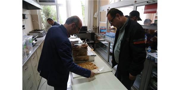 Edirne'de Okul Kantinleri Denetleniyor