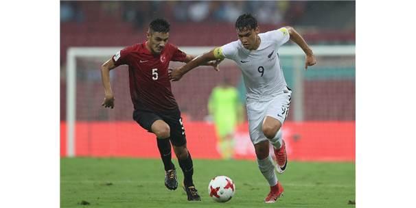 Milliler, Dünya Kupası'na Beraberlikle Başladı