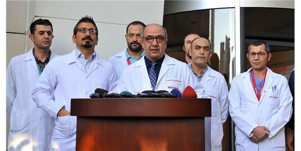 """Prof. Dr. Kamil Yalçın Polat: """"Naim Süleymanoğlu'na Çok Başarılı Bir Karaciğer Nakli Yaptık"""""""